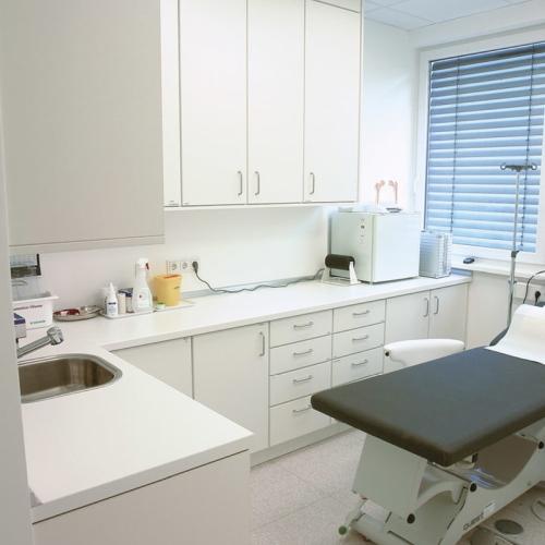 Praktijkinrichting medisch