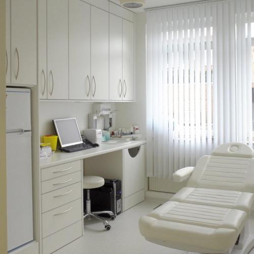 Praktijkinrichting tandarts