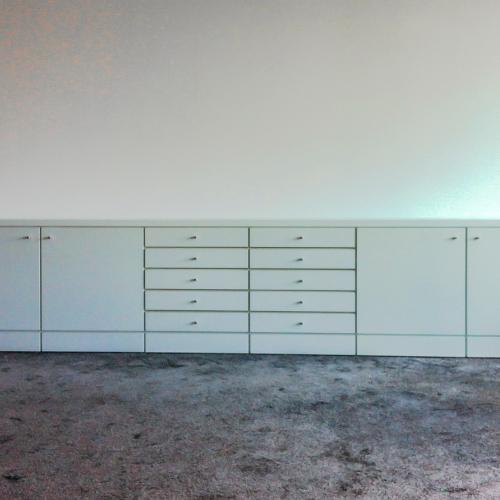 Dressoir met lades en deuren