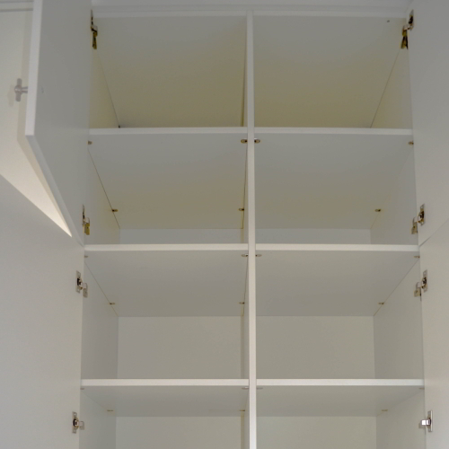 Planken in kast kinderkamer ⋆ m interieur kasten & interieur op maat